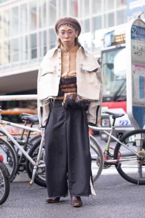 Tokyo str RS19 2737