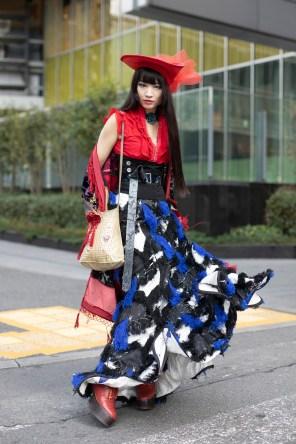 Tokyo str RS19 7588