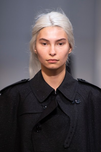 Comme Des Garcons Spring 2019 Fashion Show Runway Beauty