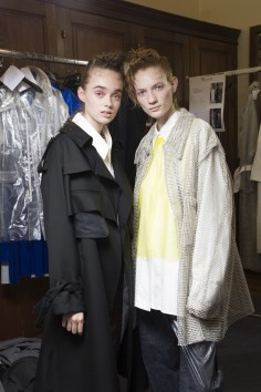 Moon Young Hee Spring 2019 Fashion Show Backstage