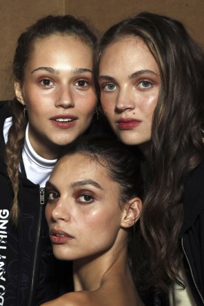 Zadig & Voltaire Spring 2019 Fashion Show Backstage