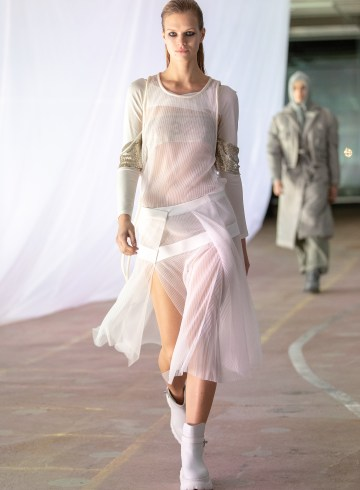 032c Women's Pre-Fall 2019 Runway Collection