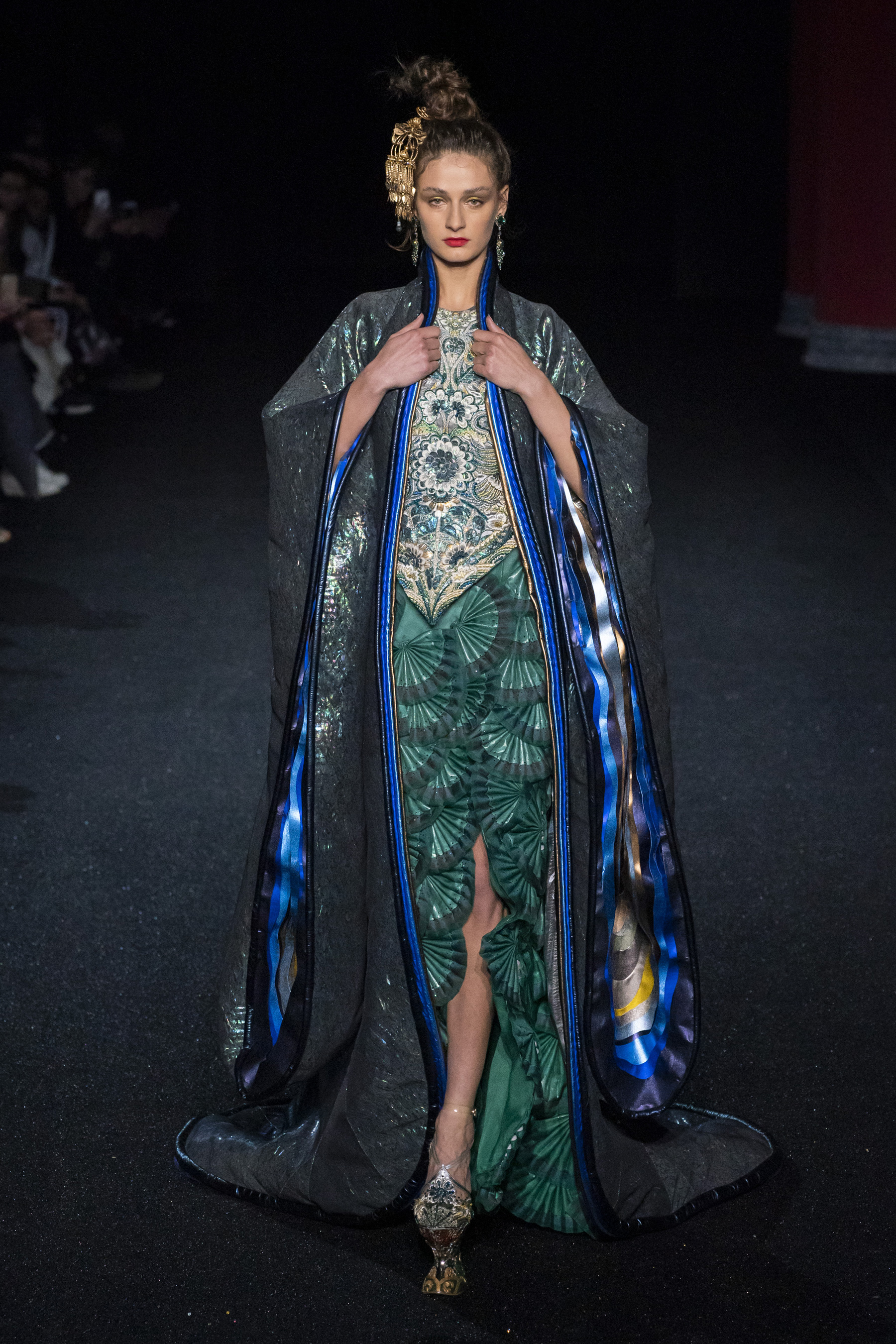 Guo Pei Couture Spring 2019 Fashion Show  The Impression