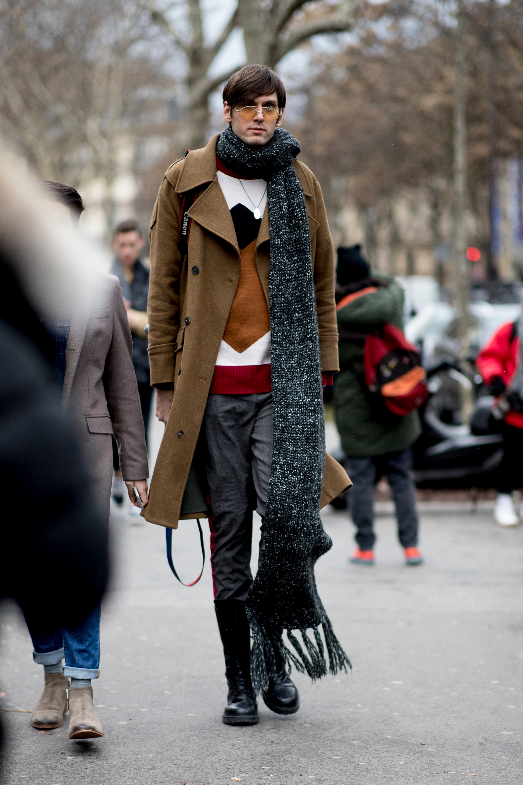 Paris Men S Street Style Fall 2019 Day 3 The Impression