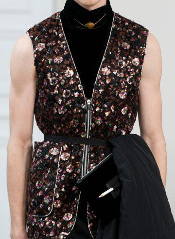 22/4 Hommes Fall 2017 Menswear Fashion Show Details