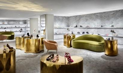 2nd Floor Women's Shoes