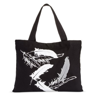 Accompany Us to Target printed tote, made in India