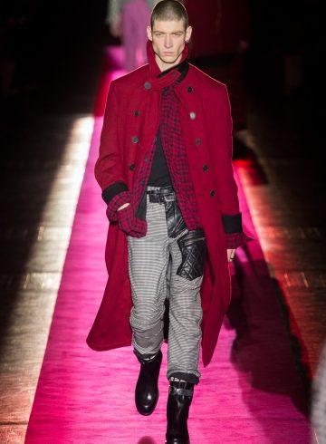 Haider Ackermann Fall 2017 Menswear Fashion Show