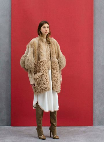 Agnona Pre-Fall 2017 Lookbook