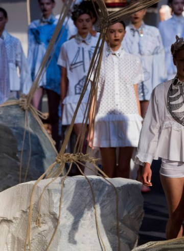 Antonio Marras Spring 2016 fashion show photo