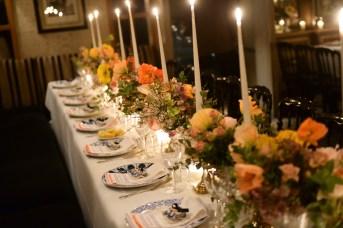 FRAME & LARA STONE DINNER: PARIS FASHION WEEK