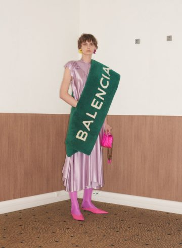 Balenciaga Resort 2018 Fashion Show