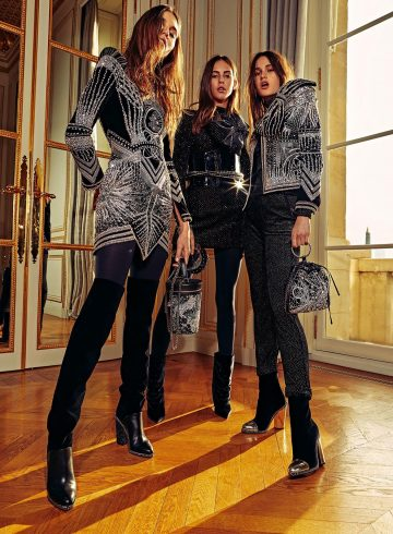 Balmain Pre-Fall 2018 Lookbook