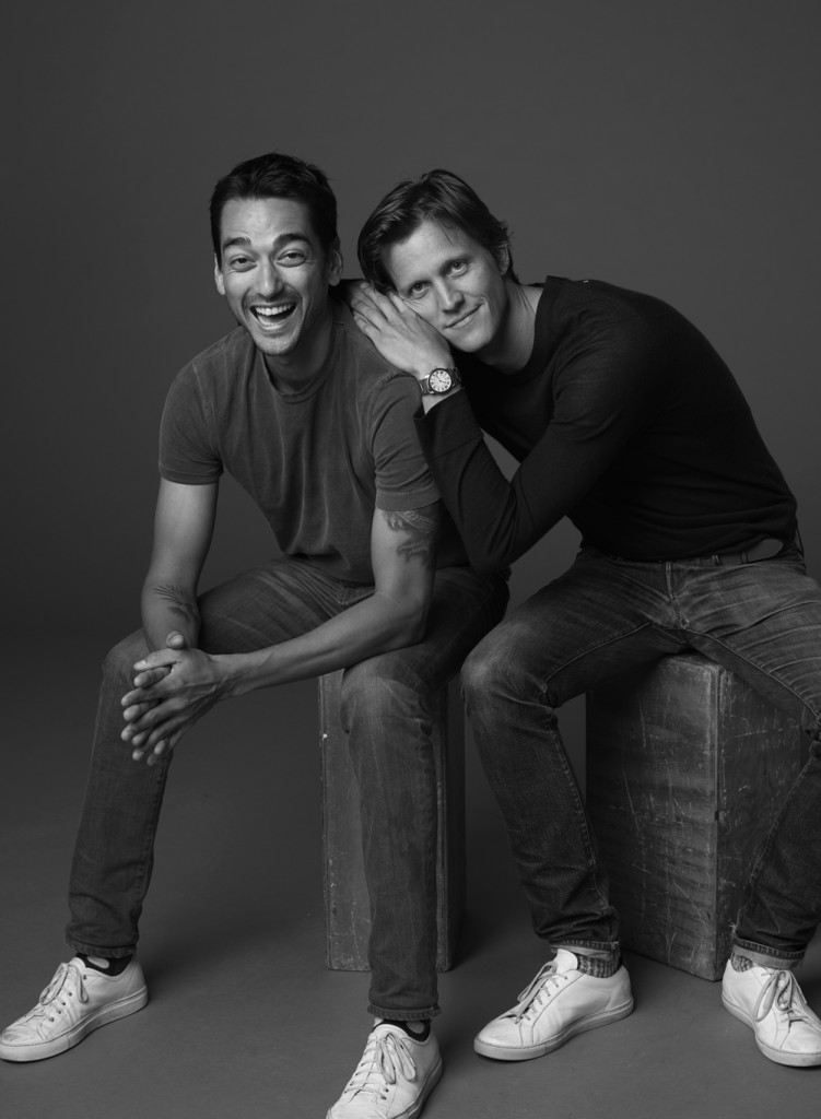 Tenzin Wild & Magnus Berger photo