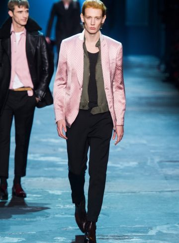 Berluti Fall 2017 Menswear Fashion Show