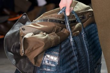 Berluti Fall 2017 Menswear Fashion Show Details
