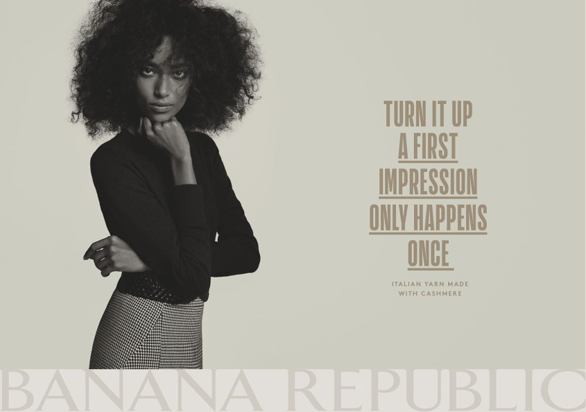 Banana Republic   Fall Campaign, 2016