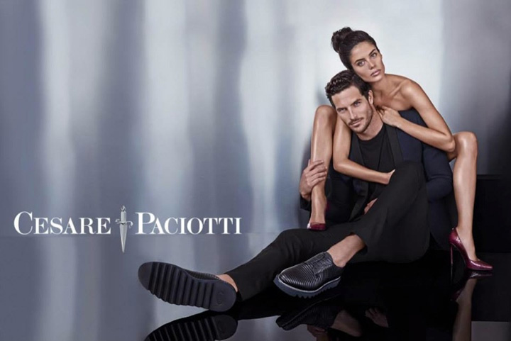 cesare paciosi fall 2015 ad campaign sara sampaio photo