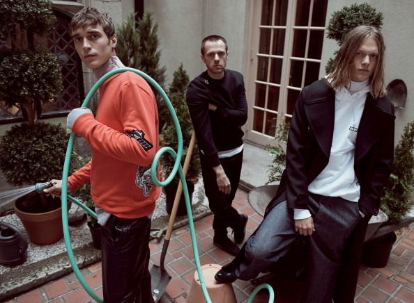 THE GARDEN TIM COPPENS | Tim Coppens w/ Clement Chabernaud & Ryan Keating