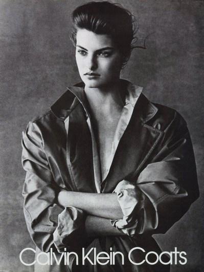 Calvin Klein Coats FW 1987