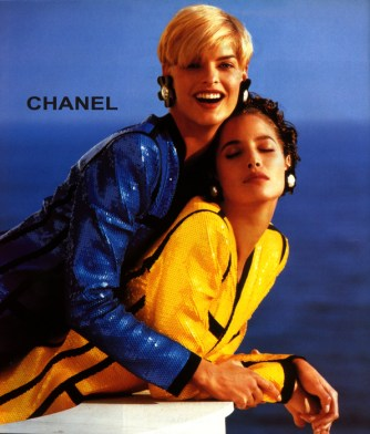 Chanel SS 1991-2
