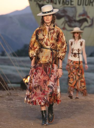 Christian Dior Resort 2018 Fashion Show