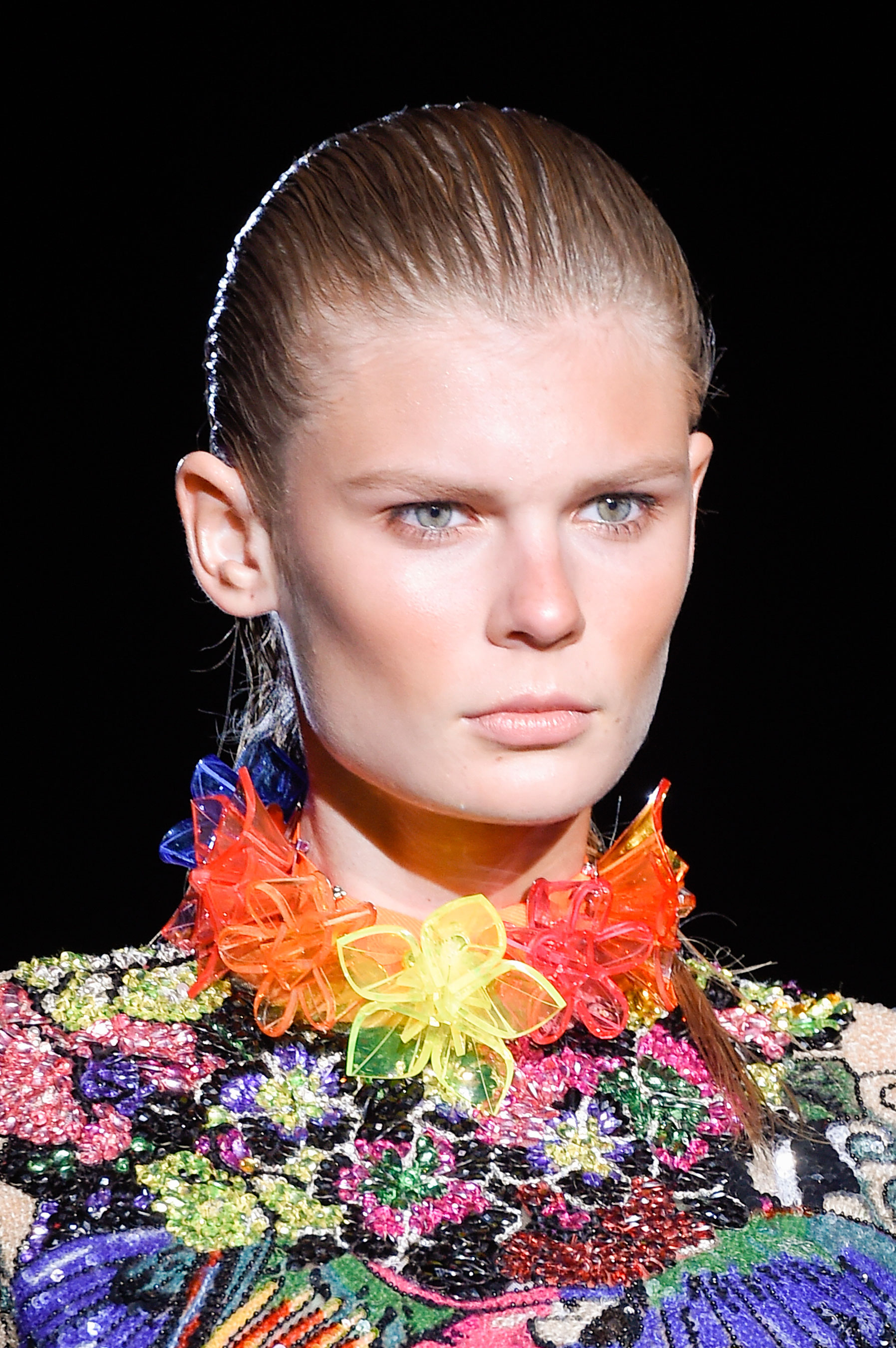 DSquared2-runway-beauty-spring-2016-fashion-show-the-impression-028