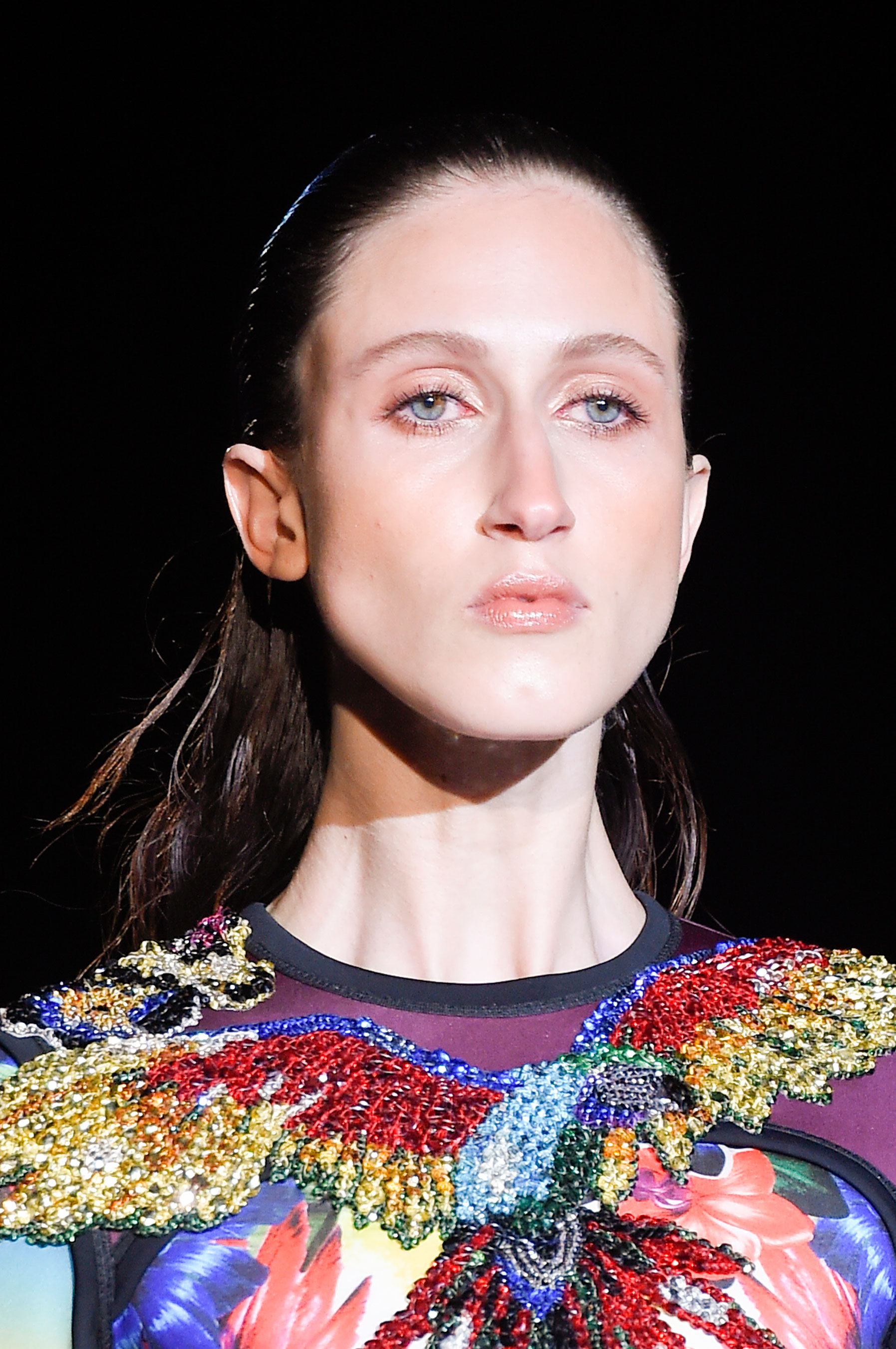 DSquared2-runway-beauty-spring-2016-fashion-show-the-impression-034