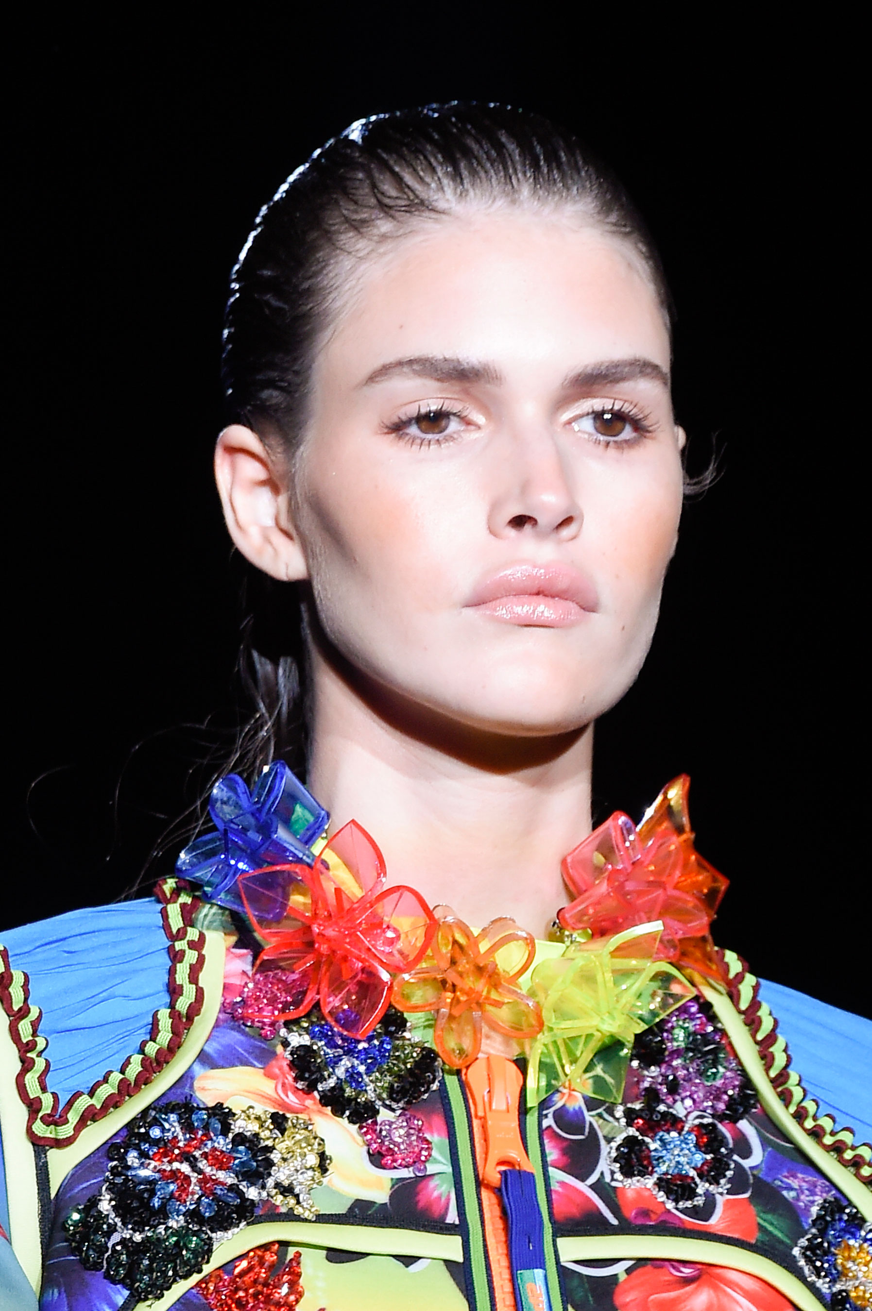 DSquared2-runway-beauty-spring-2016-fashion-show-the-impression-039
