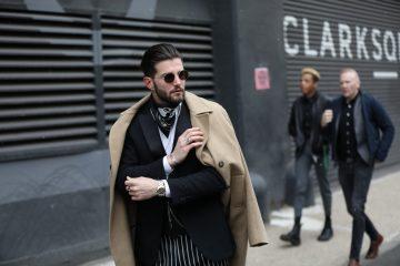 New York Week Fashion Week Men's Street Style Day 2 Fall 2017 - Part 2