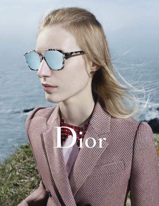 Dior Fall 2015 ad campaign photo