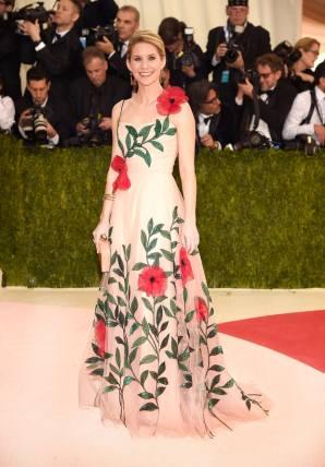 Elizabeth Cordry in Gucci