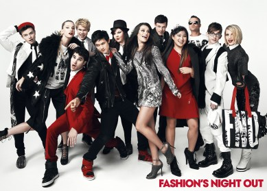 Fashion's Night Out, 2011