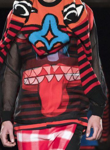 Givenchy Fall 2017 Menswear Fashion Show Details