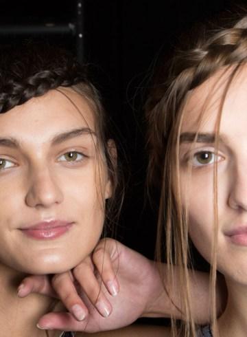 Herve-Leger-backstage-beauty-spring-2016-fashion-show