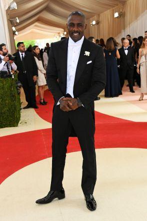 Idris Elba in Tom Ford