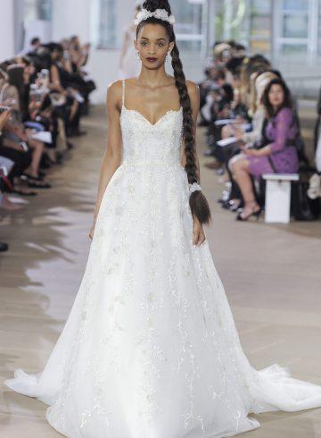 Ides Di Santo Spring 2018 Bridal Fashion Show