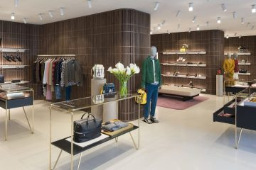 Store Scout - Bally Madison Flagship