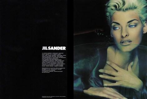 Jil Sander FW 1991