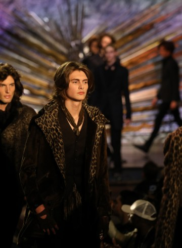 John Varvatos Fall 2017 Menswear Fashion Show Atmosphere
