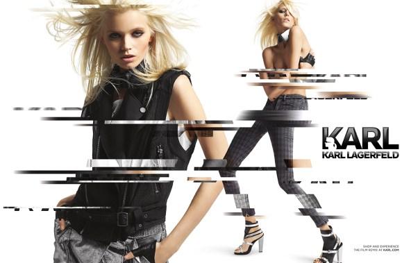 Karl Lagerfeld, Spring 2012