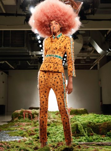 Laurence & Chico Spring 2018 Fashion Show