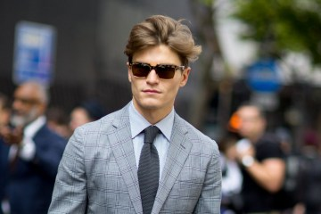 London Mens street style the impression day 4 june 15 2015 photo