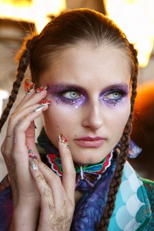 Manish-Arora-spring-2016-beauty-fashion-show-the-impression-28