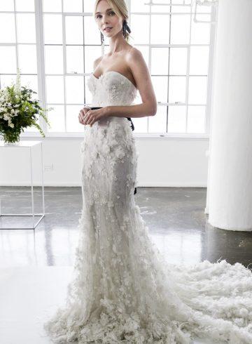 Marchesa Spring 2018 Bridal Fashion Show