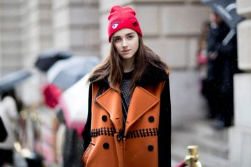 The Best of The Impression's New York Fashion Week Models off-Duty Street Style Fall 2017 - Day 5