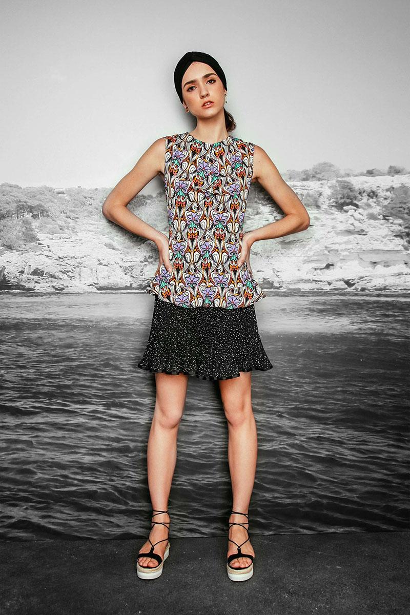 Nicole-Miller-resort-2017-fashion-show-the-impression-25