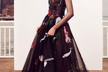 Oscar de la Renta Pre-Fall 2018 Lookbook