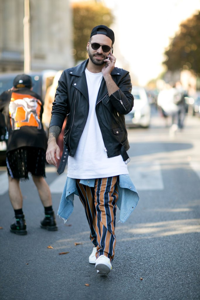 The Best Of Paris Fashion Week Street Style Spring 2016 Day 3