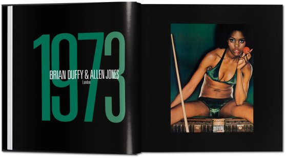 Pirelli Calendar 50 Years book photo